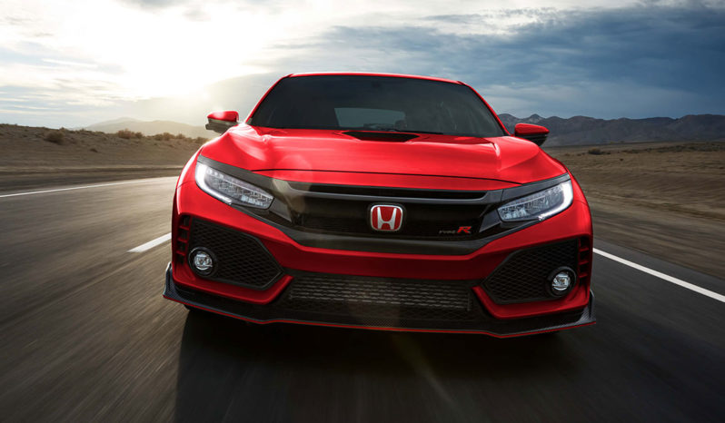 Civic Type R completo
