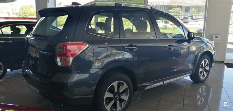 SUBARU Forester 2.0 Lineartronic Sport Plus 5p. lleno